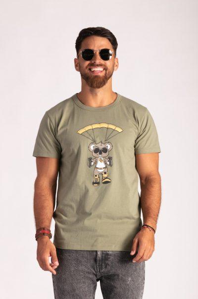 Drop Bear :: Khaki Green